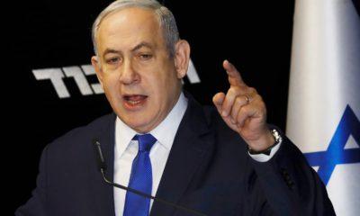 Photo of Israeli Prime Minister Benjamin Netanyahu