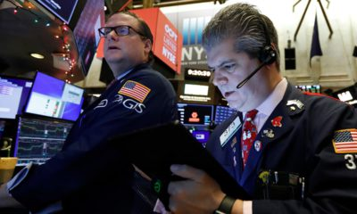 Photo of Wall Street traders