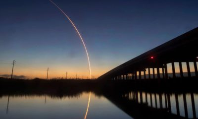 Photo of the Atlas V rocket carrying the Starliner crew