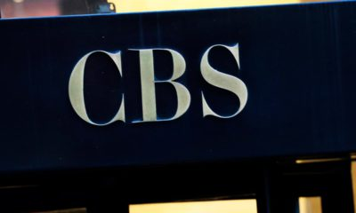 Photo of the CBS logo