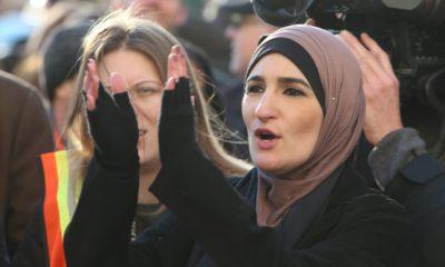 Photo of Linda Sarsour