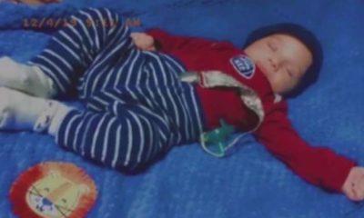 Photo of Six-week-old Ezra Benitez