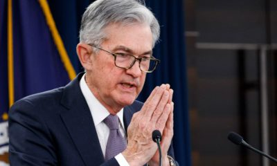 Photo of Federal Reserve Chair Jerome Powell
