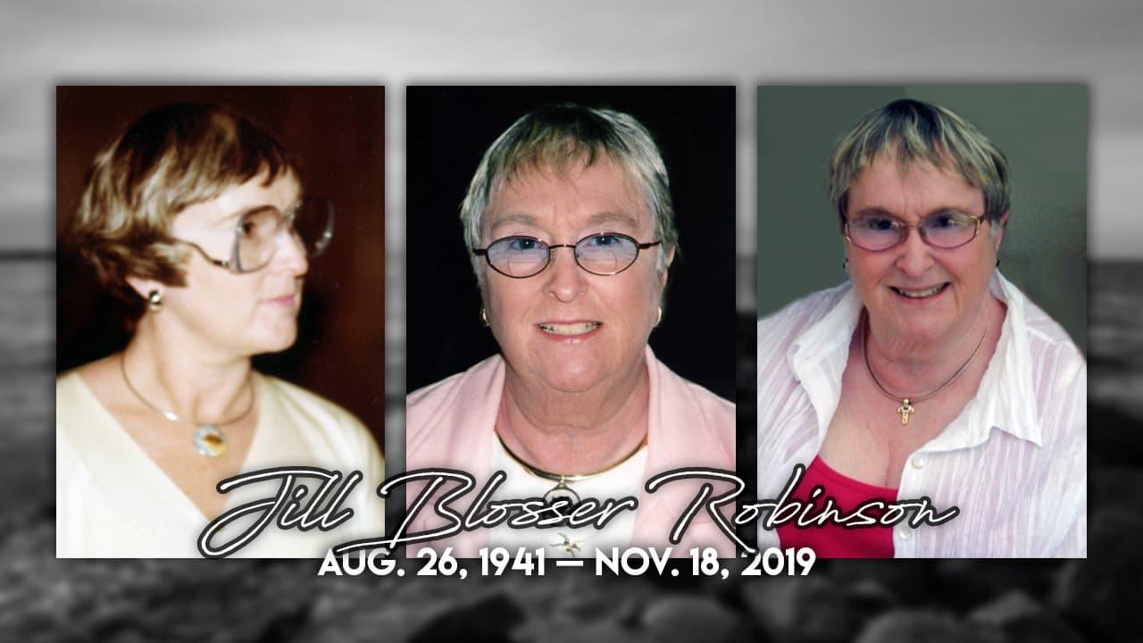 composite image of Jill Blosser Robinson