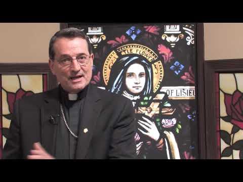 Photo of Fresno Bishop Joseph V. Brennan
