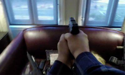 Photo of Steve Homoki's shooting video