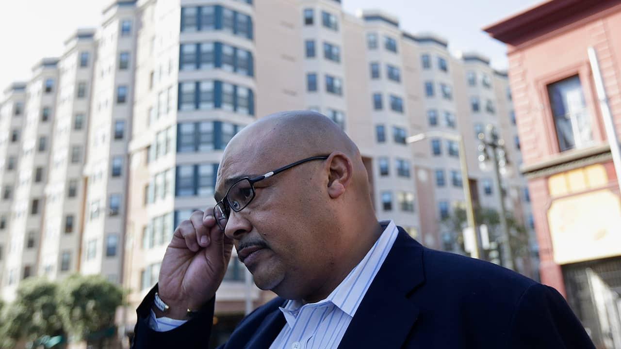 Photo of Mohammed Nuru, director of San Francisco Public Works