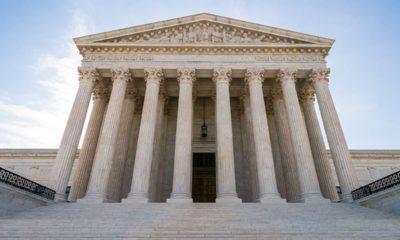 Photo of The Supreme Court in Washington