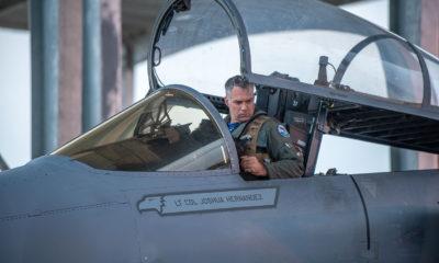 Photo of Lt. Col Joshua Hernandez
