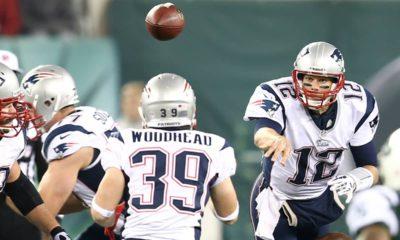 Photo of Patriots' quarterback Tom Brady