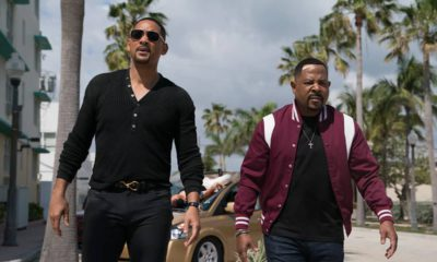 """Photo of Martin Lawrence, right, and Will Smith in a scene from """"Bad Boys for Life."""""""