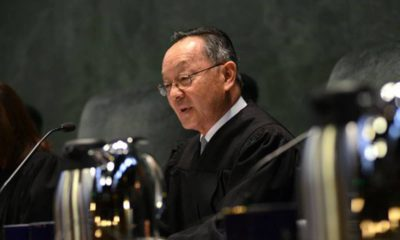 Photo of Justice Ming Chin