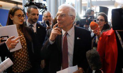 Photo of European Union foreign policy chief Josep Borrell
