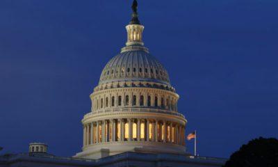 Photo of U.S. Capitol building