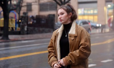Photo of Shoshana Blum, a 20-year-old junior at City College of New York