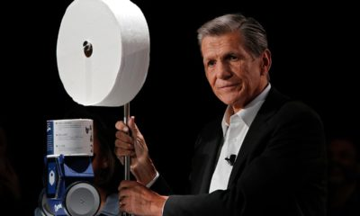 Photo of Procter & Gamble Chief Brand Officer Marc Pritchard