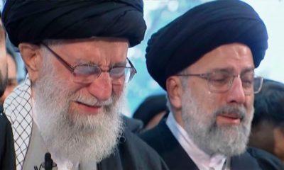 Photo of Iranian Supreme Leader Ayatollah Ali Khamenei