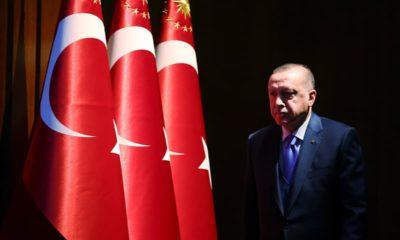 Photo of Turkey's President Recep Tayyip Erdogan