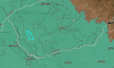 Map of the Madera County groundwater subbasin