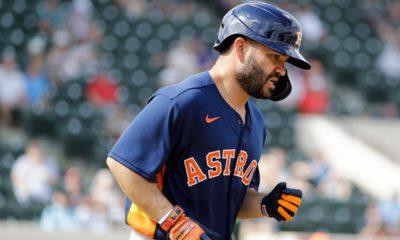 Photo of Houston Astros' Jose Altuve
