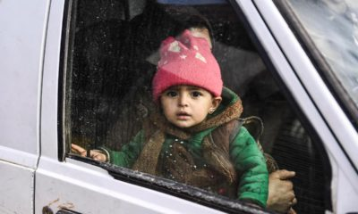 Photo of a Syrian child