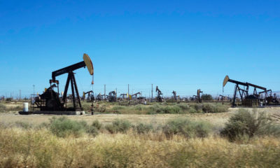Photo of pumpjakcs in Bakersfield, Ca.