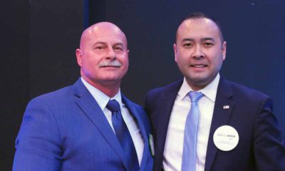 Photo of Jerry Dyer and Andrew Janz