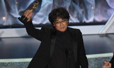 Photo of Bong Joon Ho