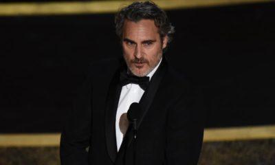 Photo of actor Joaquin Phoenix