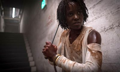 """Photo of Lupita Nyong'o in a scene from """"Us."""""""