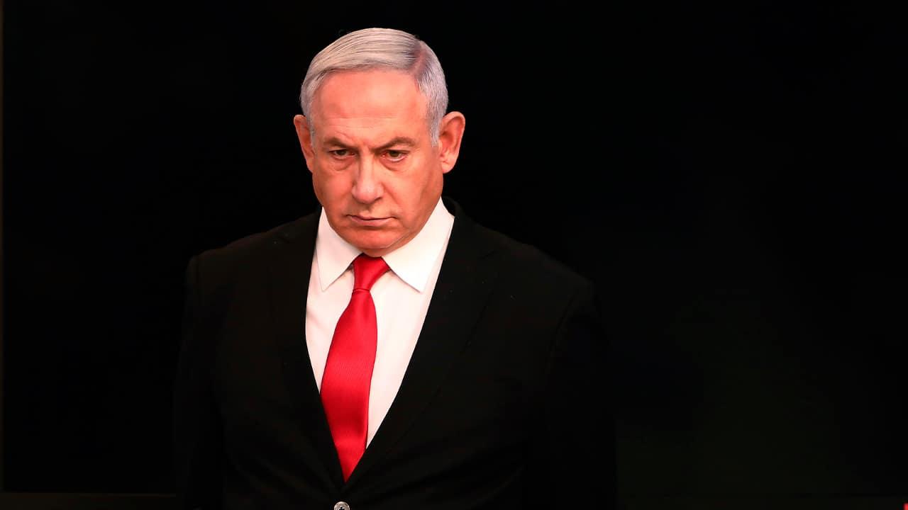 Photo of Benjamin Netanyahu