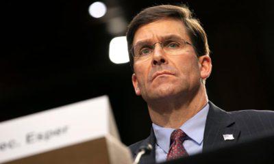 Photo of Defense Secretary Mark Esper