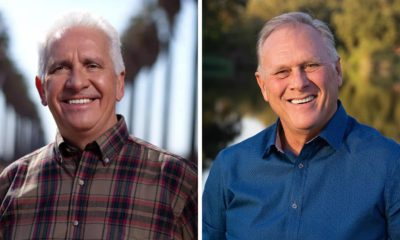 Photo combination of Rep. Jim Costa and Kevin Cookingham