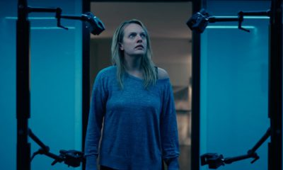 """Photo of Elisabeth Moss in a scene from """"The Invisible Man."""""""