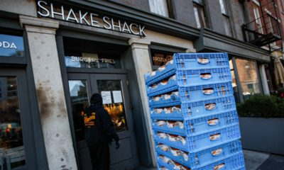 Photo of the Shake Shack in Brooklyn