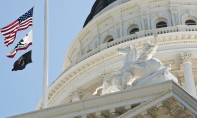 Photo of the California Capitol Building