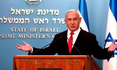 Photo of Israel Prime Minister Benjamin Netanyahu