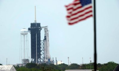 Photo of SpaceX Falcon 9