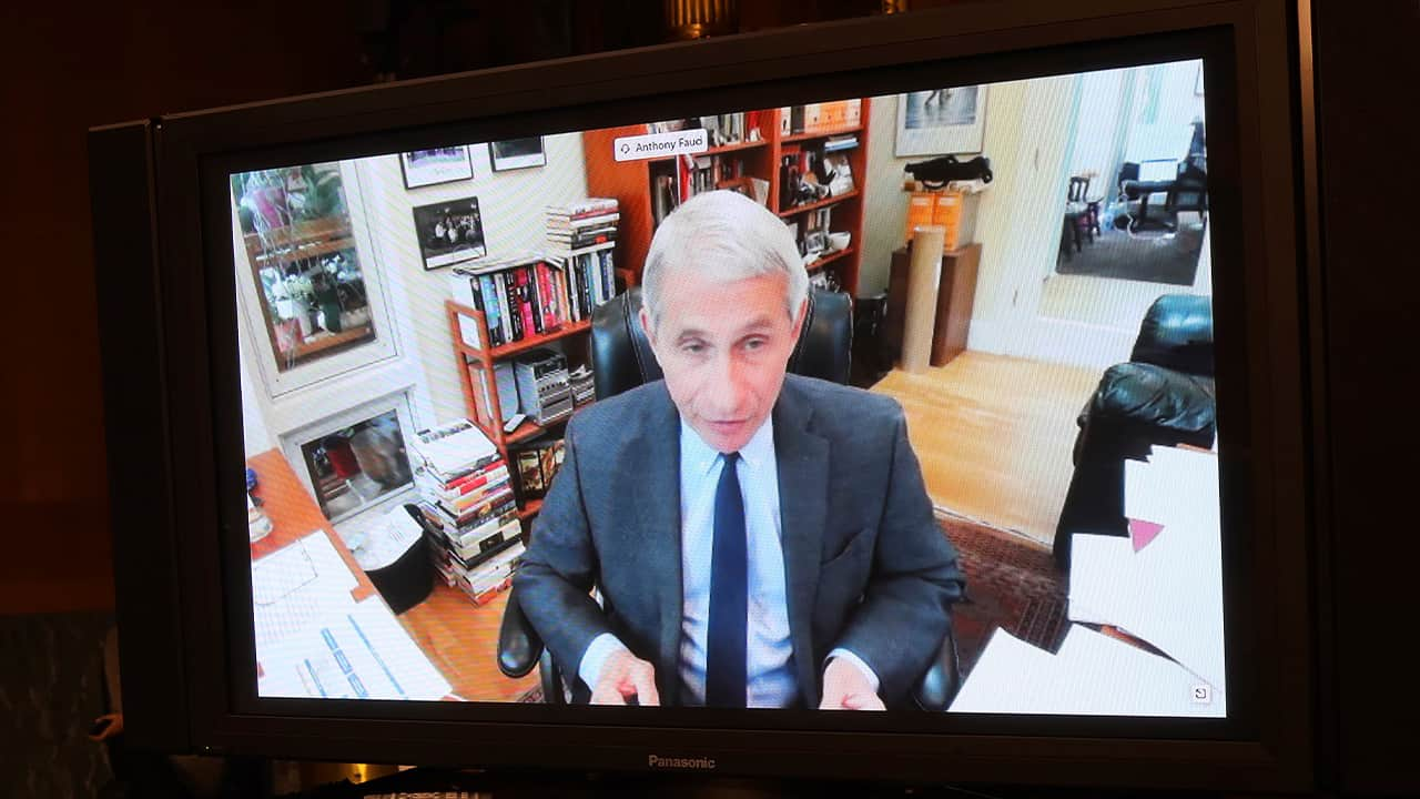 Photo of Dr. Anthony Fauci