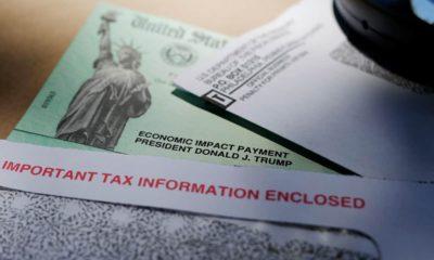 Photo of a check