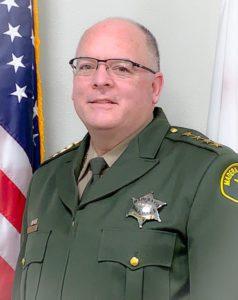 Portrait of Madera County Sheriff Jay Varney