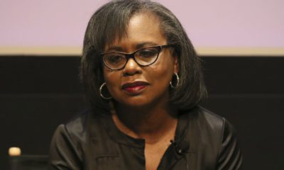 A 2017 portrait of Anita Hill