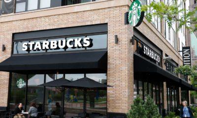 Photo of a Starbucks in Minneapolis