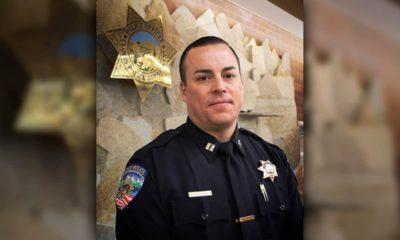Portrait of Clovis, CA, police chief Curt Fleming