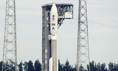 Photo of the Atlas V Rocket