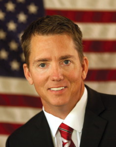 Portrait of Tulare County District Attorney Tim Ward