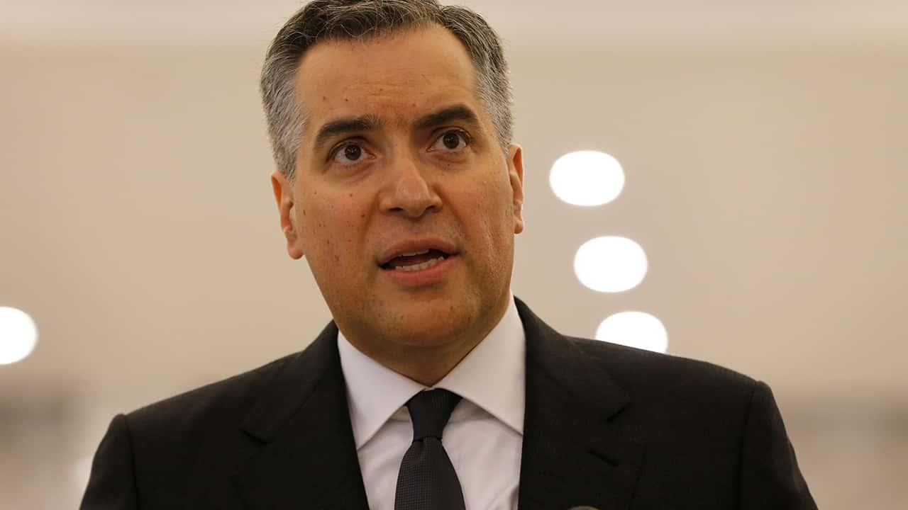 Photo of Lebanese Prime Minister-Designate Mustapha Adib