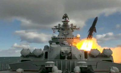 Photo of Russia's Varyag missile cruiser