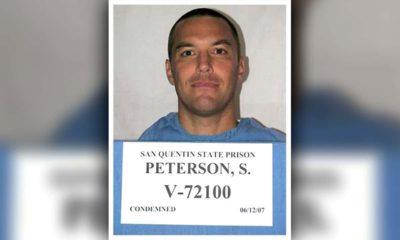 Prison booking photo of Scott Peterson