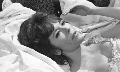 Photo fo Diana Rigg in 1968